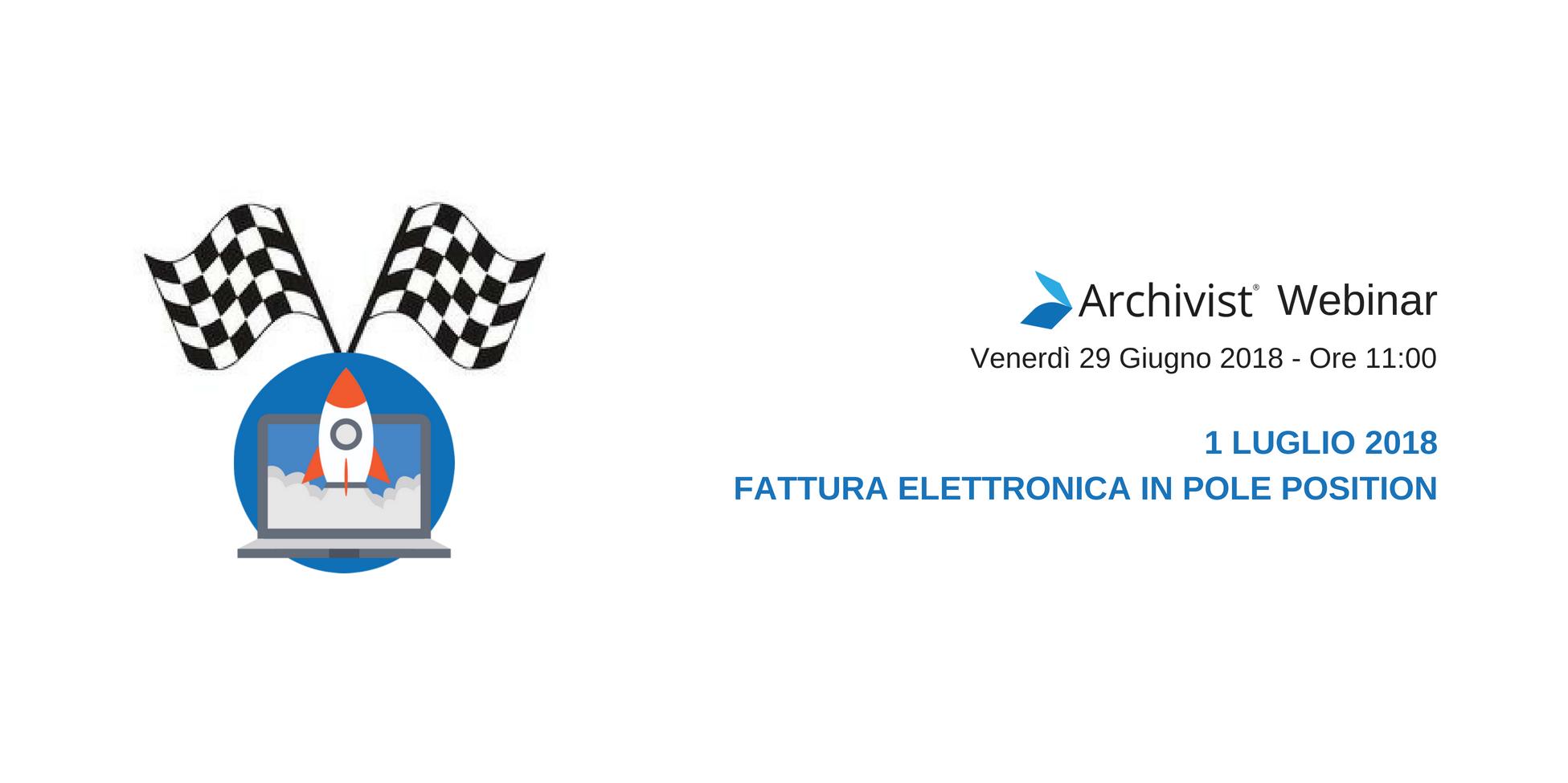 Partecipa al webinar gratuito sulla fattura elettronica carburante!